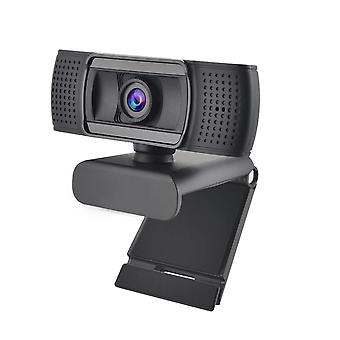 Usb 2.0 Web Webcam Full Hd 1080p Ashu H601 Video Recording Web Camera Cu