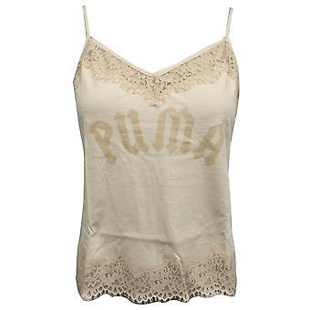 Puma x Rihanna Fenty Pizzo Donna Trim Sleepwear Cami Top 574301 03 R9F