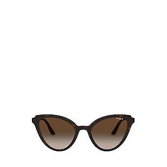 Vogue VO5294S dark havana female sunglasses