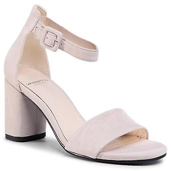 Vagabond penny off white heels womens white