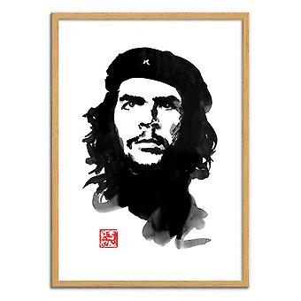 Art-Poster - Che Guevara - Pechane Sumie