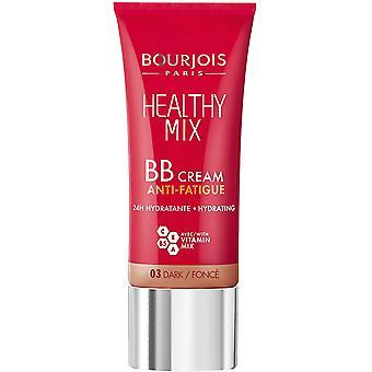 Bourjois Paris Sunn Blanding Anti Fatigue BB Krem 30ml - 03 Mørk
