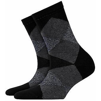 Burlington Bonnie Socks - Black