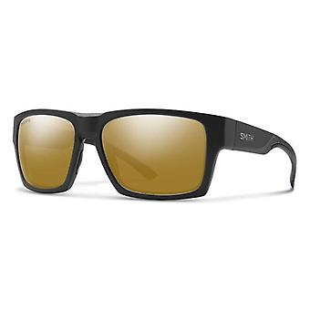 Smith Outlier XL 2 124/QE Matte Black-Silver/Brown Mirror Gafas de sol