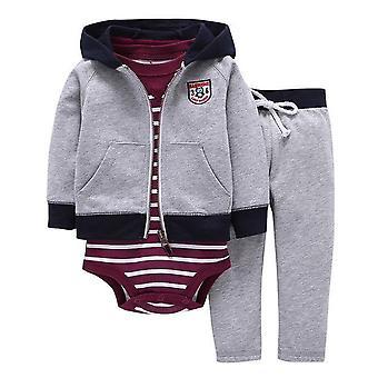 Baby Bodysuit, kabát és nadrág szett, Design 16