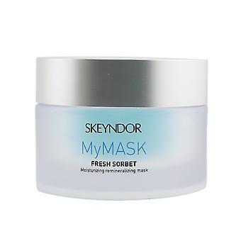 My mask fresh sorbet moisturizing & remineralliizing mask 259670 50ml/1.7oz