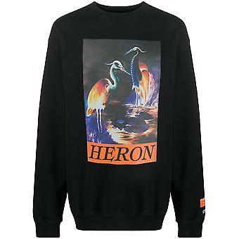 Heron Times OS Logo Sweatshirt