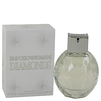 Emporio Armani Diamonds Eau De Parfum Spray By Giorgio Armani 1.7 oz Eau De Parfum Spray