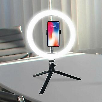 Stand ile Fotoğrafik Selfie Ring Aydınlatma