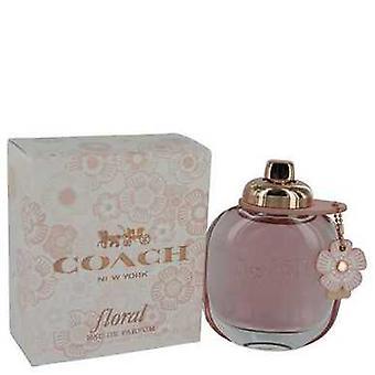 Coach Floral by coach Eau de parfum spray 3 oz (vrouwen) V728-540935