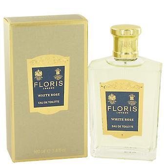 Floris White Rose Eau De Toilette Spray Floris 3,4 oz Eau De Toilette Spray