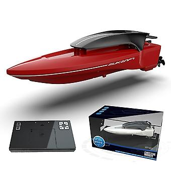Boat/ship Wind Up Float In Water Adult Rc 2.4g Mini Remote Control Vehicle