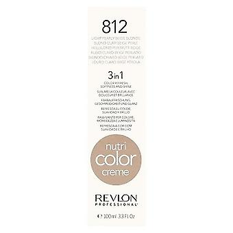 Revlon Nutri Color Crema 812 Light pearly beige blonde 100 ml