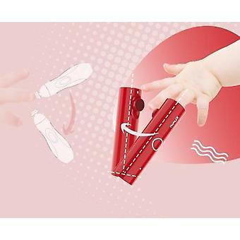 Enssu elektrisk babysax nagelvård säker nagelskärare