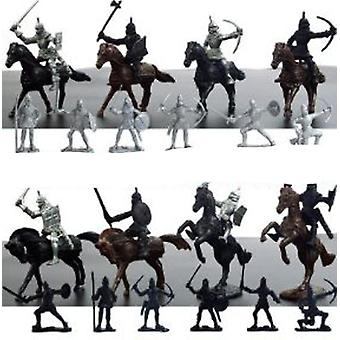 Soldiers Figures Model Playset