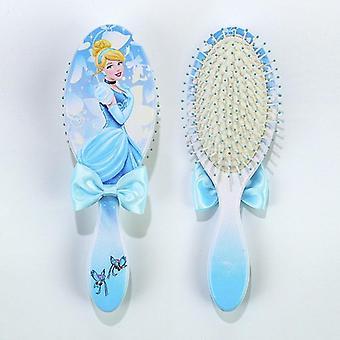 Princezná Kreslený vzor Motýlik hrebeň na vlasy
