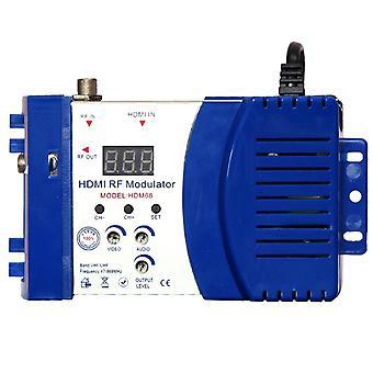 Hdm68 Modulaattori Digitaalinen Rf Modulaattori Av To Rf Muunnin Vhf Uhf Pal/ntsc