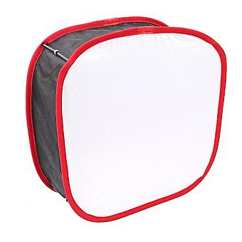 Collapsible softbox for yongnuo yn600 yn900 led light panel portable lighting modifier studio photography