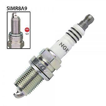 NGK Performance Spark Plug SIMR8A9 Część 91064 dla Honda NSA 700 A DN-01 dla Hondy NSA 700