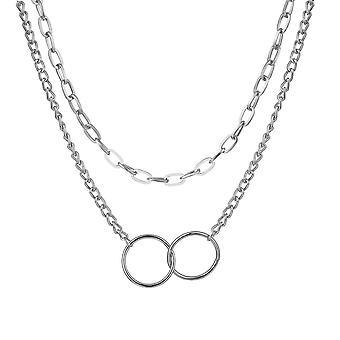 New Vintage Boho Fashion Multilevel Necklaces