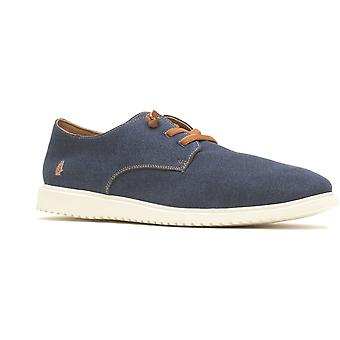 Hush Puppies Mens Everyday Lace Up Canvas Shoes