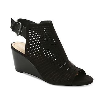 Tahari Womens Ta-Symba Open Toe Casual Ankle Strap Sandals