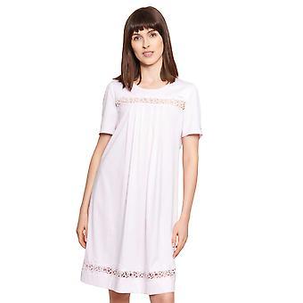 Féraud High Class 3211047-10038 Dames's Rose Cotton Nachthemd
