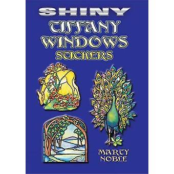 Shiny Tiffany Windows Stickers by Marty Noble