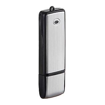 8G Activated Recording USB Flash Drive(Black)