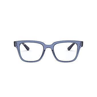 راي بان RX4323V نظارات القراءة، الأزرق، 51 للجنسين الكبار