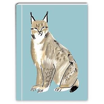 Notebook  Big Cat GreenJournal