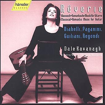 Dale Kavanagh - R Verie: Classical Romantic Music for Guitar [CD] USA import