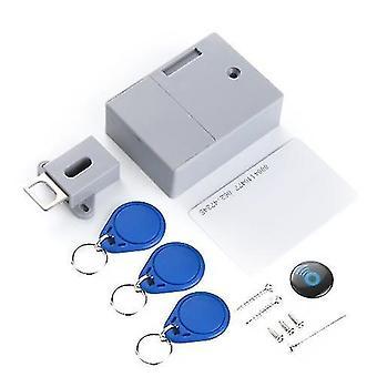 Voor batterij RFID IC-kaart sensor kabinet lade Intelligent SmartLock WS39364