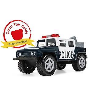 Off Road Polis SWAT Chunkies Corgi Diecast Leksak