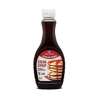 Wisdom Natural SweetLeaf Sugar Free Stevia Syrup, Maple 12 Oz