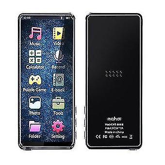Mahdi M9 bluetooth 5.0 8GB Bezstratny odtwarzacz MP3 MP4 3,5-calowy hd ips pełny ekran