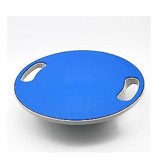 Balans Disc Balance Board Coördinatie Training BalansPlaat Fitness Revalidatie Training(BLUE)