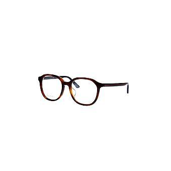 غوتشي آسيا صالح GG0932OA 002 هافانا نظارات