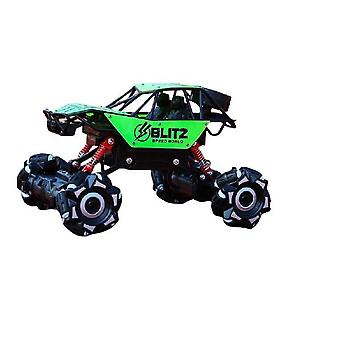 Remote Contro Monster Truck Toy Car Stunt Drift Crawler Off-road Rotating 360 Vehicle Driving For Any Terrain Children Gift