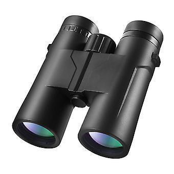 Eyeskey Compact 10X42 Jumelles pour adultes | Jumelle professionnelle étanche contre le brouillard pour l'observation des oiseaux | | facile de mise au point | twilight vision Bright Clear Stable Image,(noir)