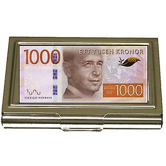 Tusen Kronor korthållare