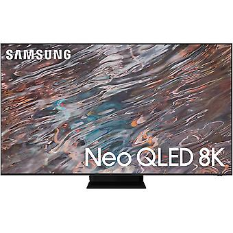 "التلفزيون الذكي سامسونج QE75QN800A 75 ""8K الترا HD QLED HDR10+ TIZEN OS"