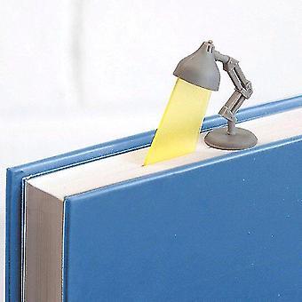Lampeformet bogmærke