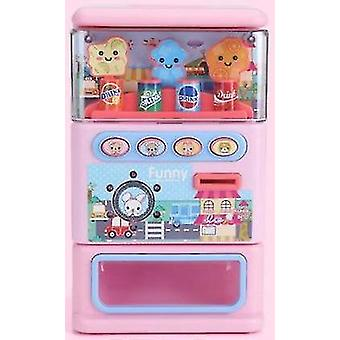 Simulated Puzzle-beverage Vending Machine Toy