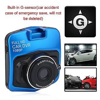"""2.4"""" Câmera de carro LCD Dvr 720p Gravador de vídeo dash cam gravador de condução"""