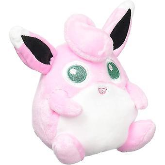 Pokemon Plush Toy Fit Wigglytuff Grodoudou Knuddeluff