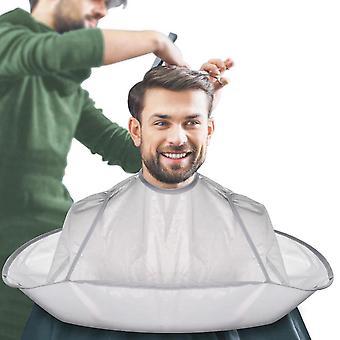 Adulto Rasatura Taglio di capelli Grembiule Tintura capelli Scialle Parrucchiere Salon Cloak
