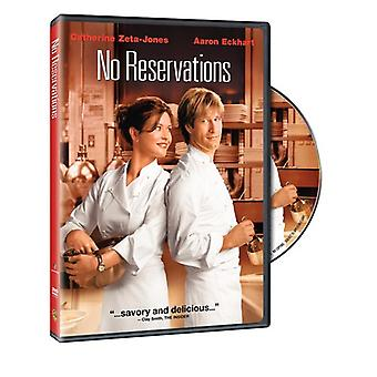 No Reservations [DVD] USA import
