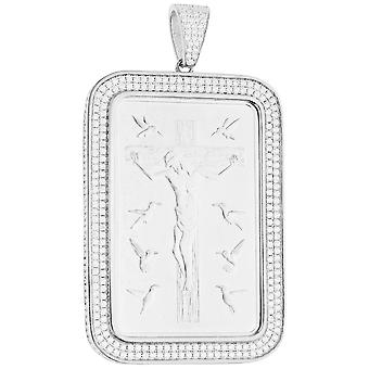Premium Bling - 925 sterling silver 10 commandments trailer