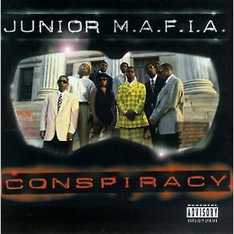 Junior M.a.F.I.a. - Conspiracy [CD] USA import